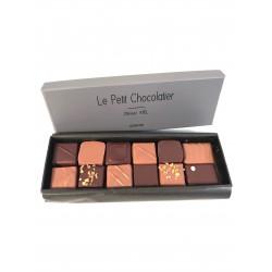Coffret pralinés chocolat...