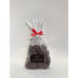 Sachet friture chocolat noir